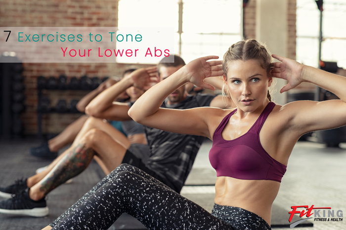 7 Exercises to Tone Your Lower Abs
