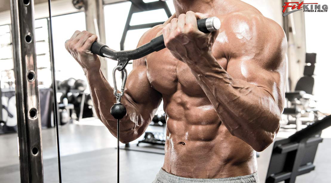 Top 5 Exercises for Bigger Biceps and Triceps