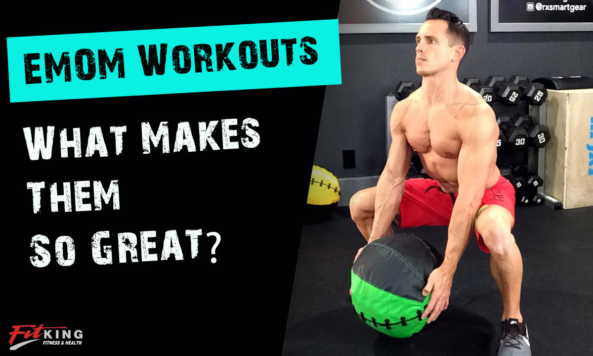 What Are EMOM Workouts and What Makes Them So Great?