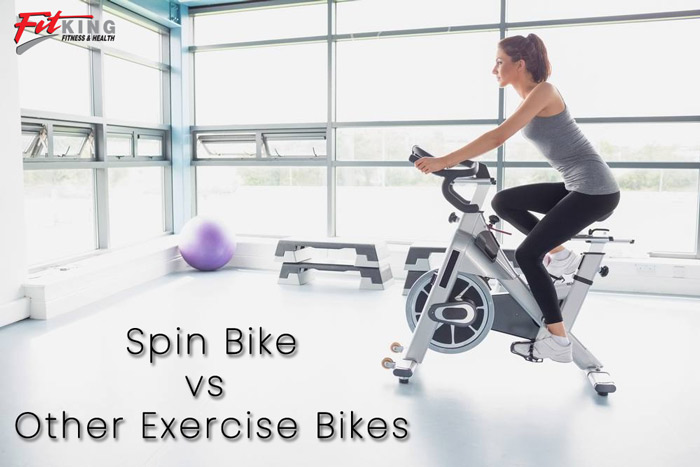 What is the Difference Between a Spin Bike and Other Exercise Bikes?