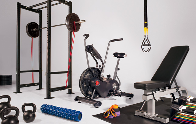 How to setup your home gym with best fitness brand