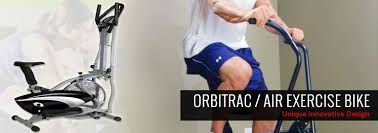 Orbitrac / Air Exercise Bike Brand In India
