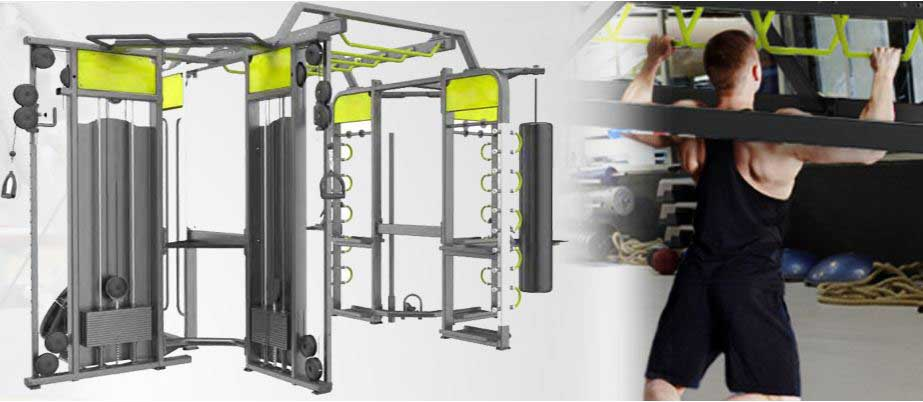 Evost Fitness Multi Functional Trainer / Cross fit