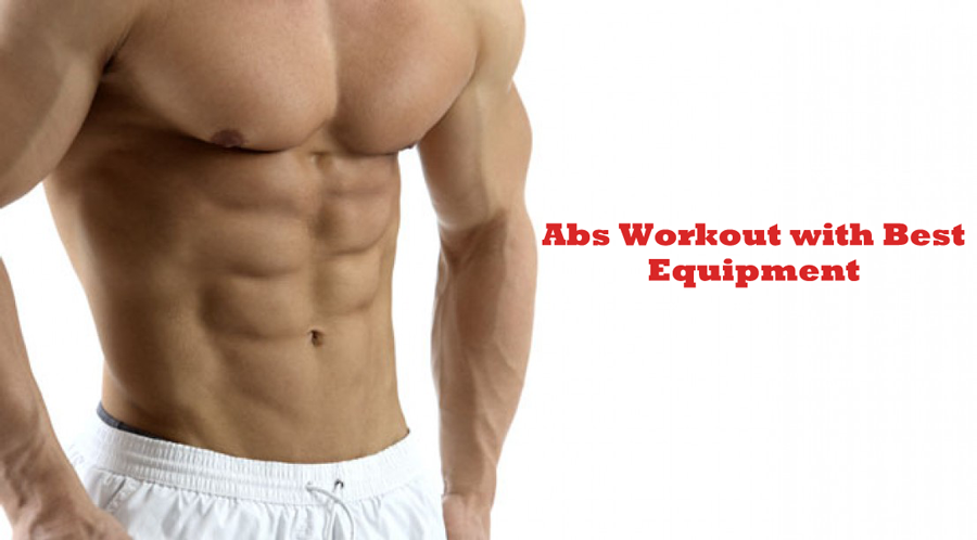 Abs Workout with Best Equipment