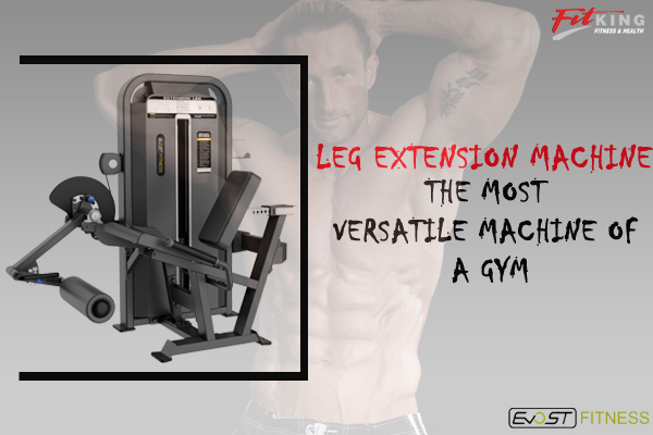 Leg Extension Machine : The Most Versatile Machine Of A gym