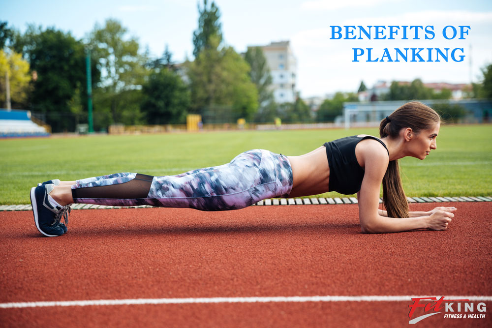 Health Benefits Of Planking