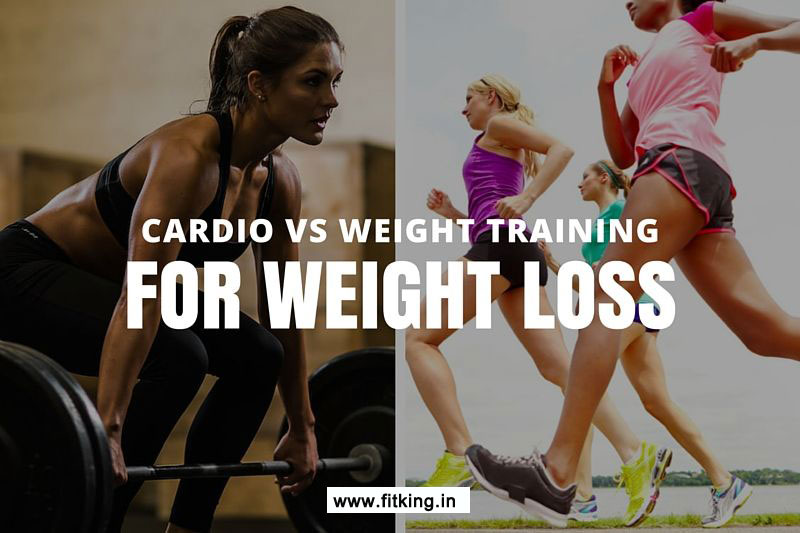 Cardio vs. Weight Lifting: Which Is Better for Weight Loss?