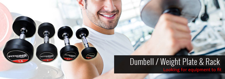 Dumbbell / Weight Plate & Rack
