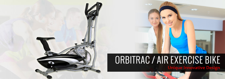 Orbitrac / Air Exercise Bike