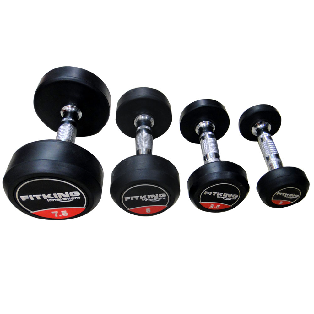 Top And Best Fitking Round Dumbbell Dumbbell Weight