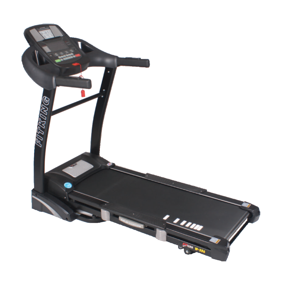 Motorised DC Treadmill