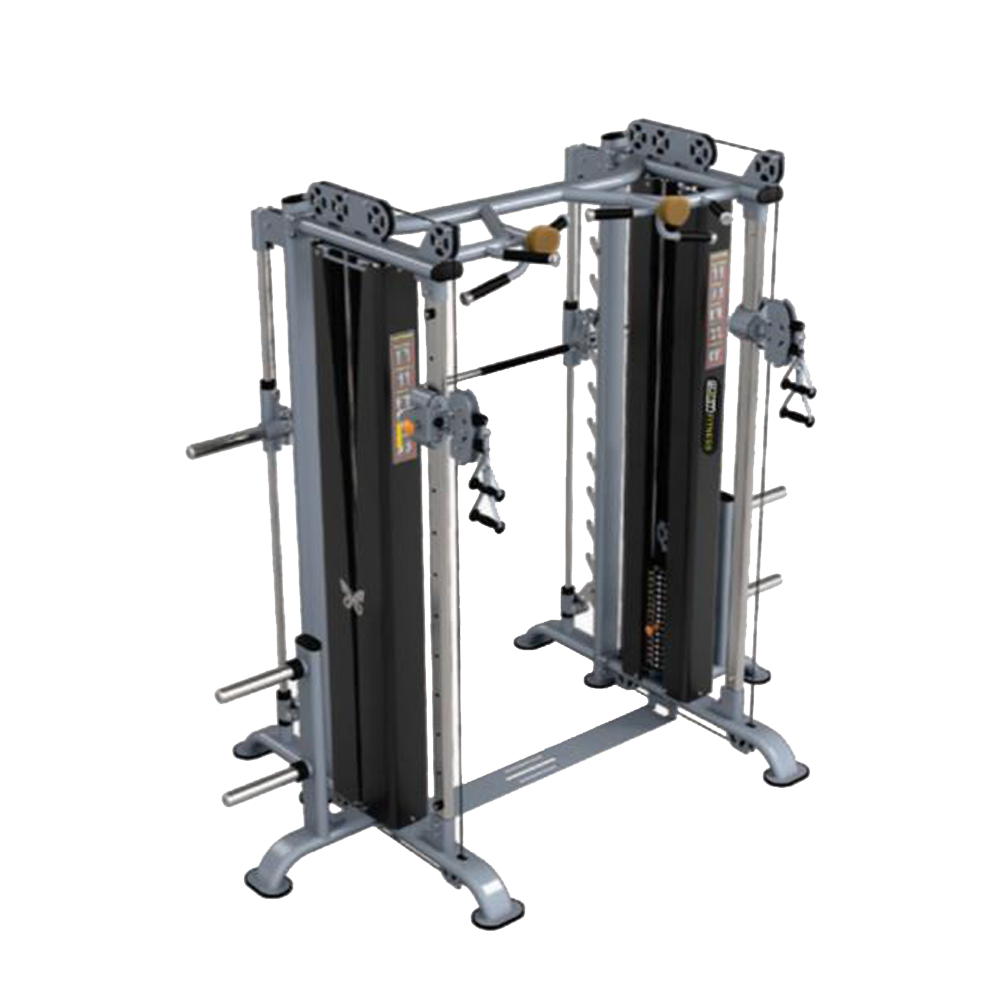 Smith & Functional Trainer