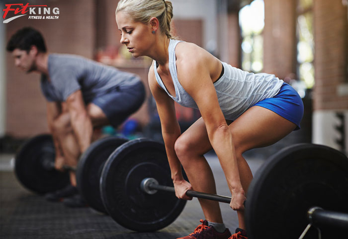 Some Major Health and Fitness Benefits of Weights Lifting