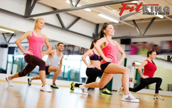 Fusion Workout: Cardio, Strength and Yoga