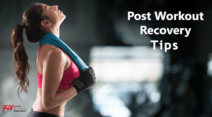5 Tips for Post Workout Recovery
