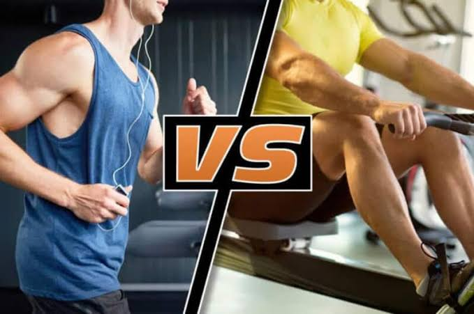 Rowing machine vs treadmill vs elliptical : Which Is The Best ?