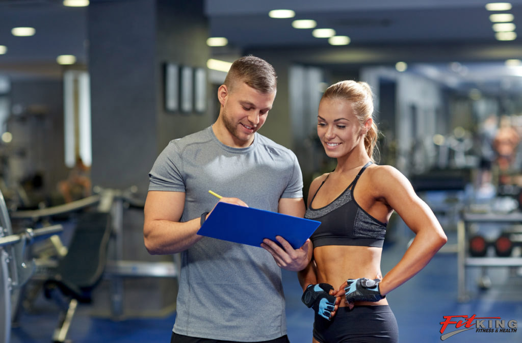 Questions Your Trainer Should Be Asking You