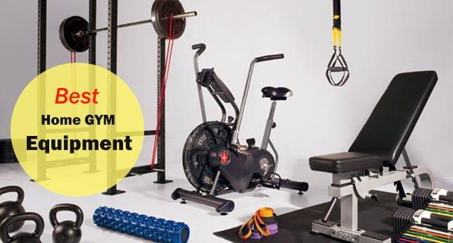 Best Fitness Equipment For Home