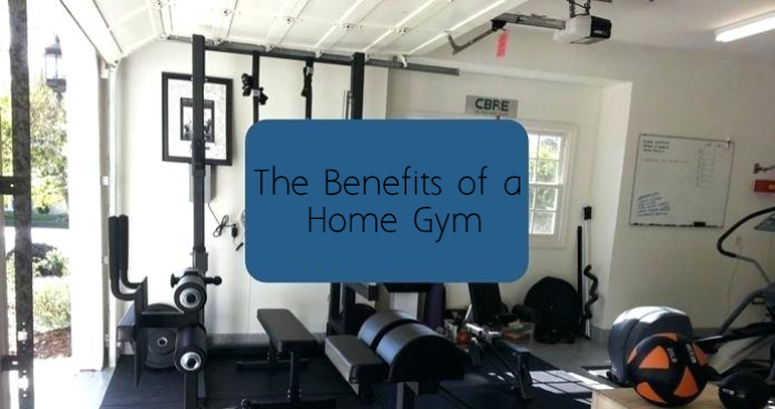 The Many Benefits of a Home Gym