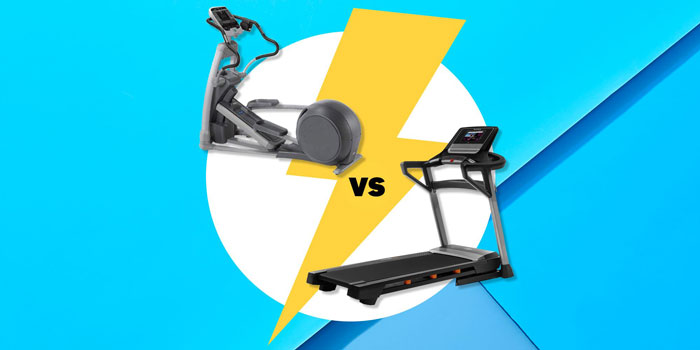 Elliptical vs. Treadmill: Which Indoor Cardio Machine Is Right for You?