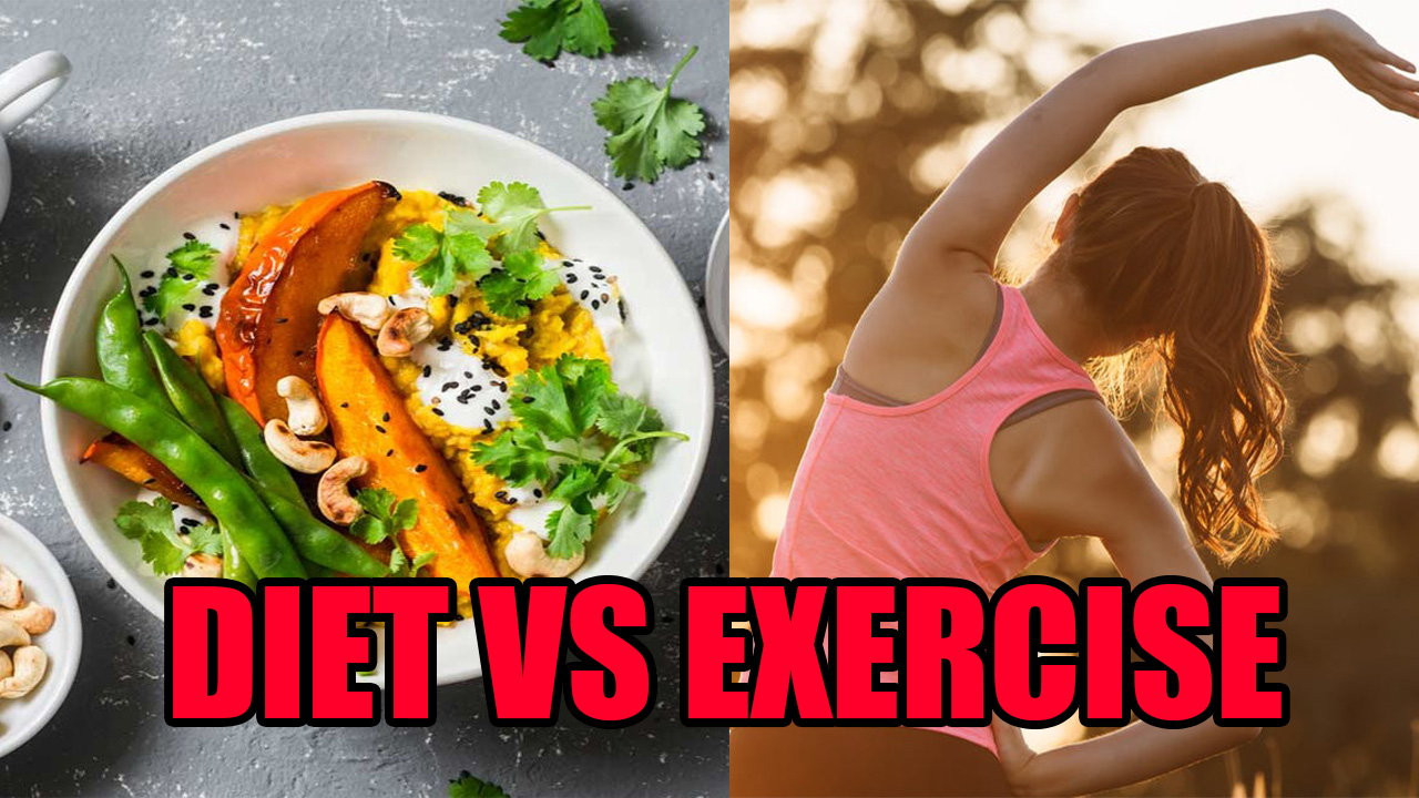 Is Nutrition More Important Than Exercise?