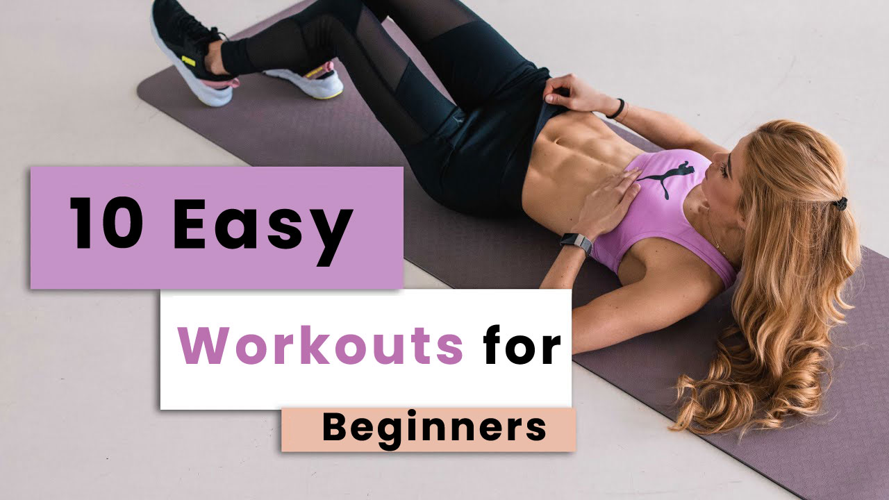 10 Easy Workouts for Beginners