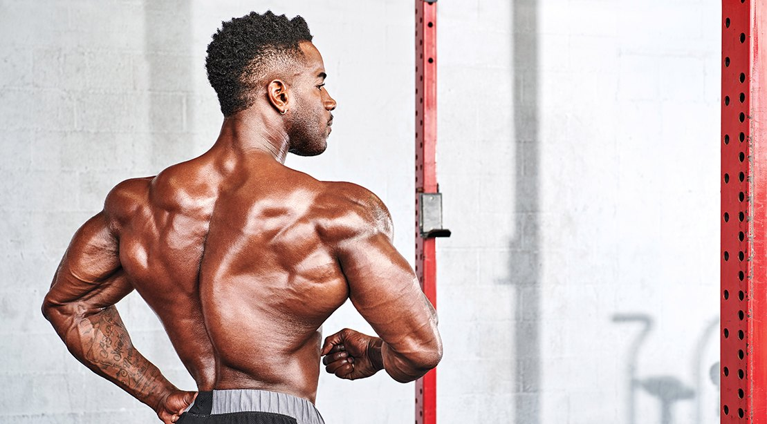 3 Workouts For A Shredded Back