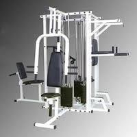 Multi Station Gym Manufacturer India