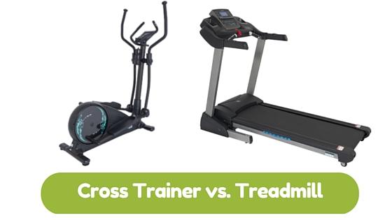 Cross Trainer vs Treadmill for Weight Loss