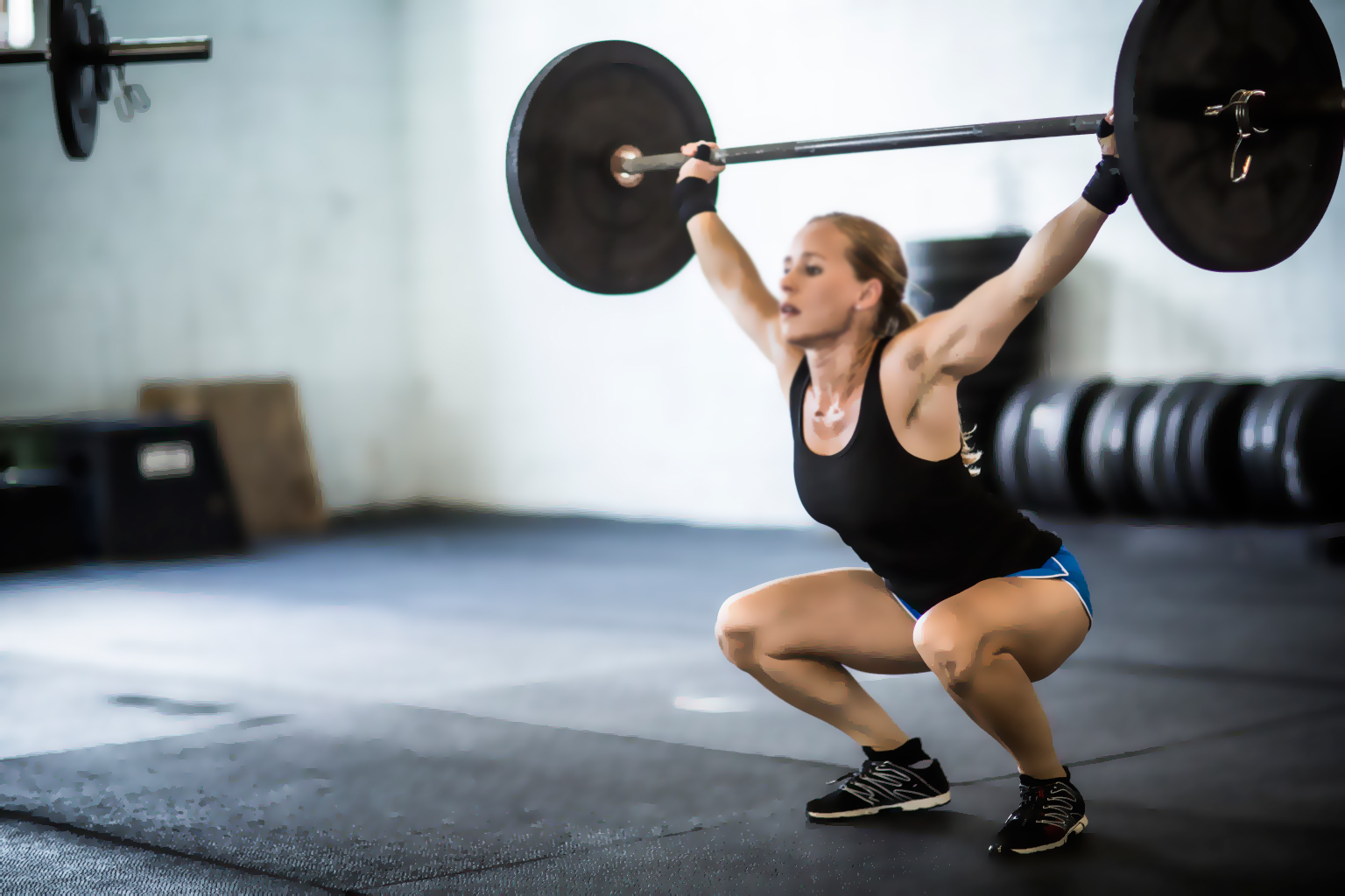 Some Reasons Why Weightlifting is Good For Women