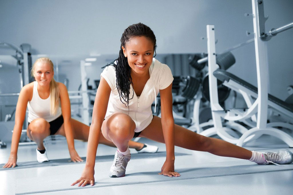 Some Strength Training Exercises for   Women at Home