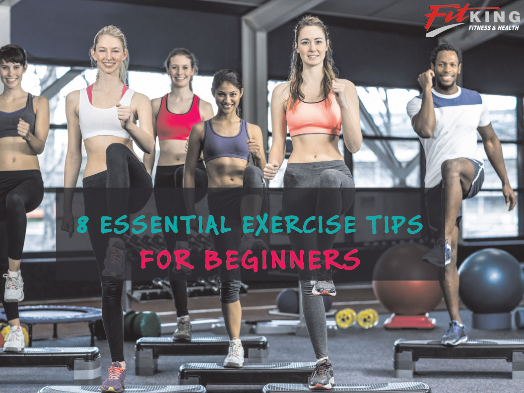 8 Essential Exercise Tips for Beginners