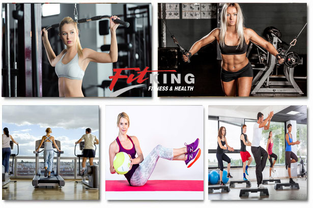 Types Of Exercises And Fitness Equipments Which Will Give You Better Health
