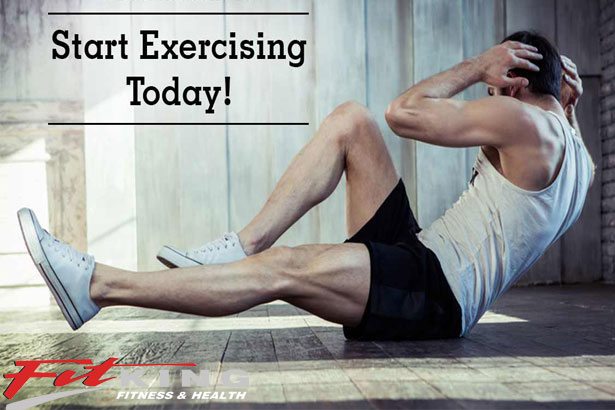 How To Start Exercising - Choosing The One For You